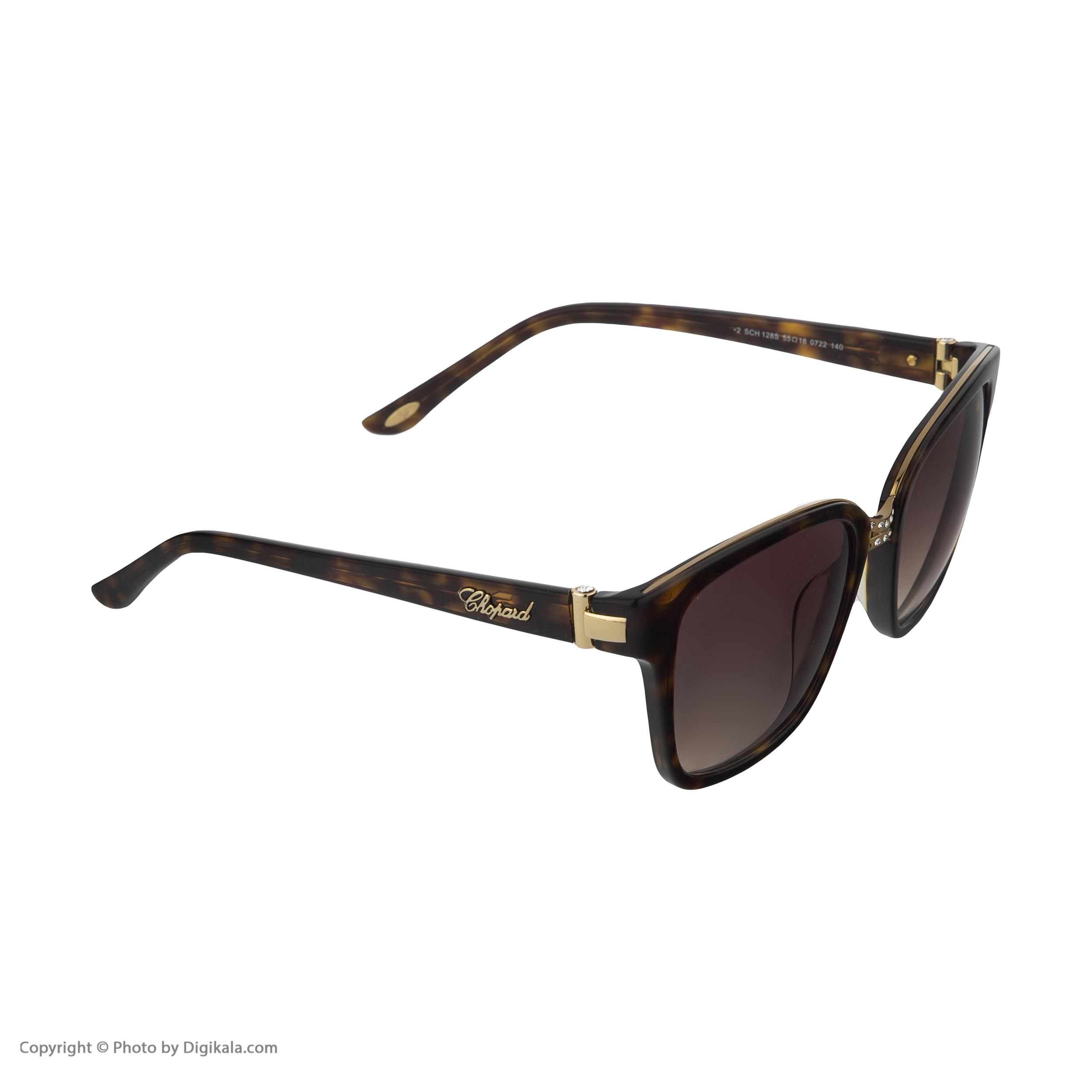 عینک آفتابی زنانه شوپارد مدل 128s -  - 5