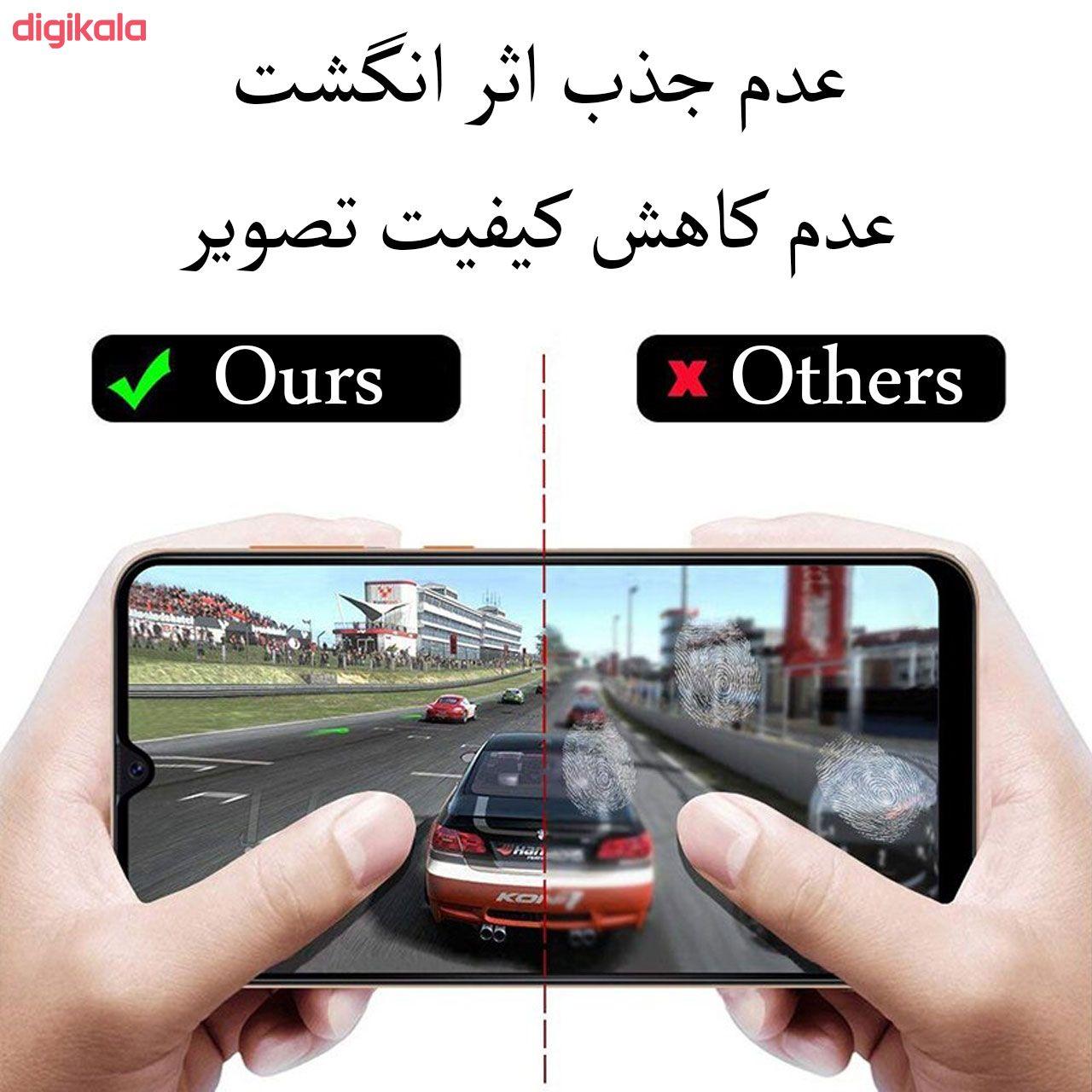 محافظ صفحه نمایش مدل FCG مناسب برای گوشی موبایل شیائومی Redmi 9 main 1 11