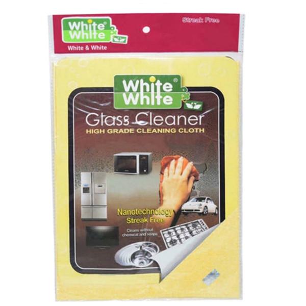 دستمال نظافت وایت اند وایت مدل 123