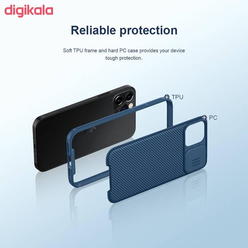 کاور نیلکین مدل Camshield Pro مناسب برای گوشی موبایل اپل IPhone 12 Pro Max main 1 7