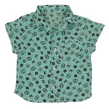 پیراهن پسرانه کد 119A