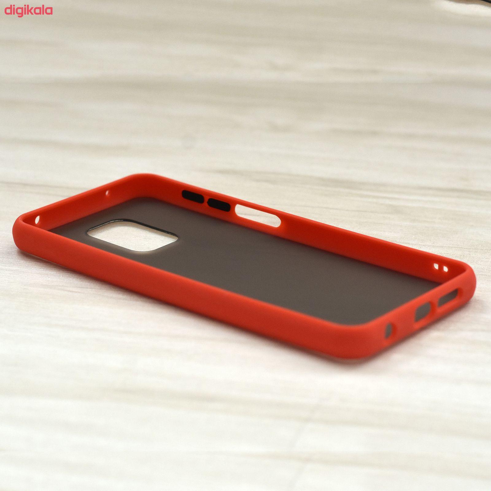 کاور مدل Slico01 مناسب برای گوشی موبایل شیائومی Redmi Note 9S / 9 Pro main 1 10