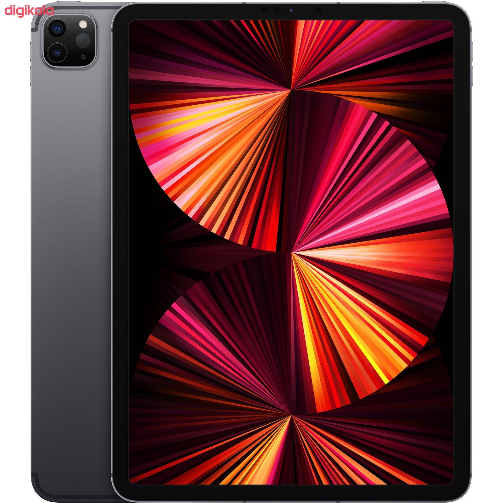 تبلت اپل مدل iPad Pro 11 inch 2021 WiFi ظرفیت 256 گیگابایت main 1 1