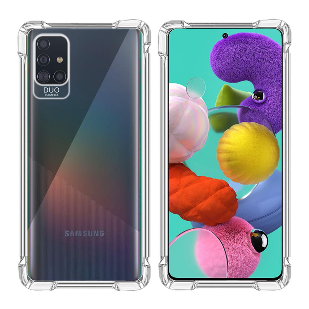کاور لوکسار مدل UniPro-200 مناسب برای گوشی موبایل سامسونگ Galaxy A51