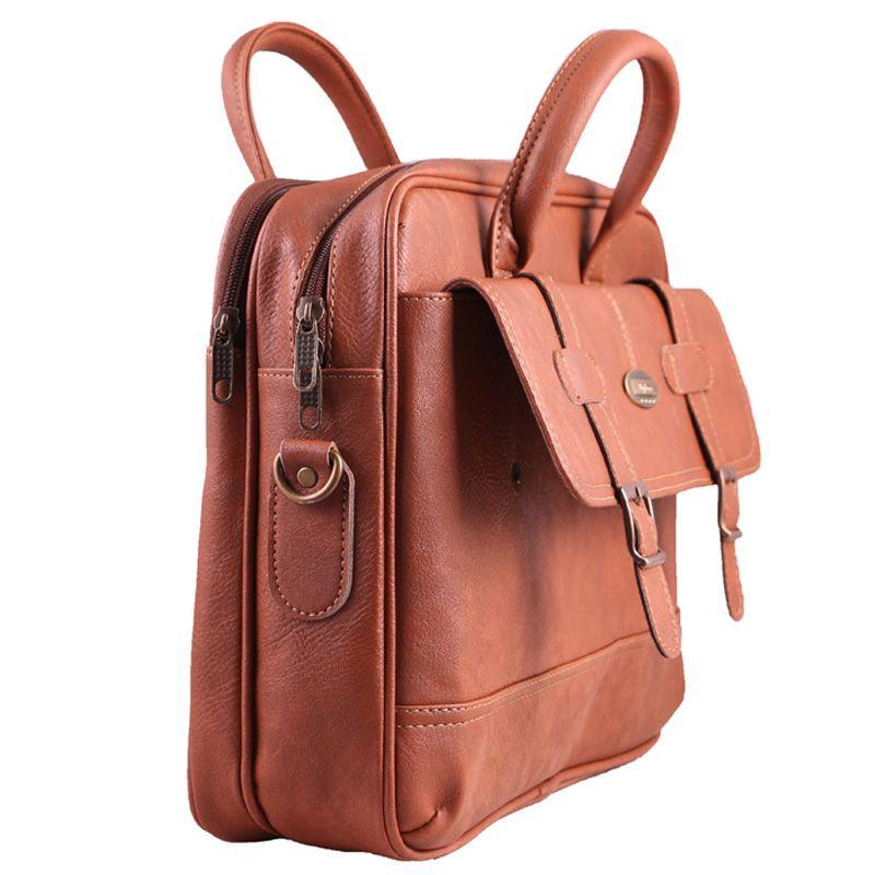 کیف چرم ما مدل SM-2 مجموعه 2 عددی -  - 13