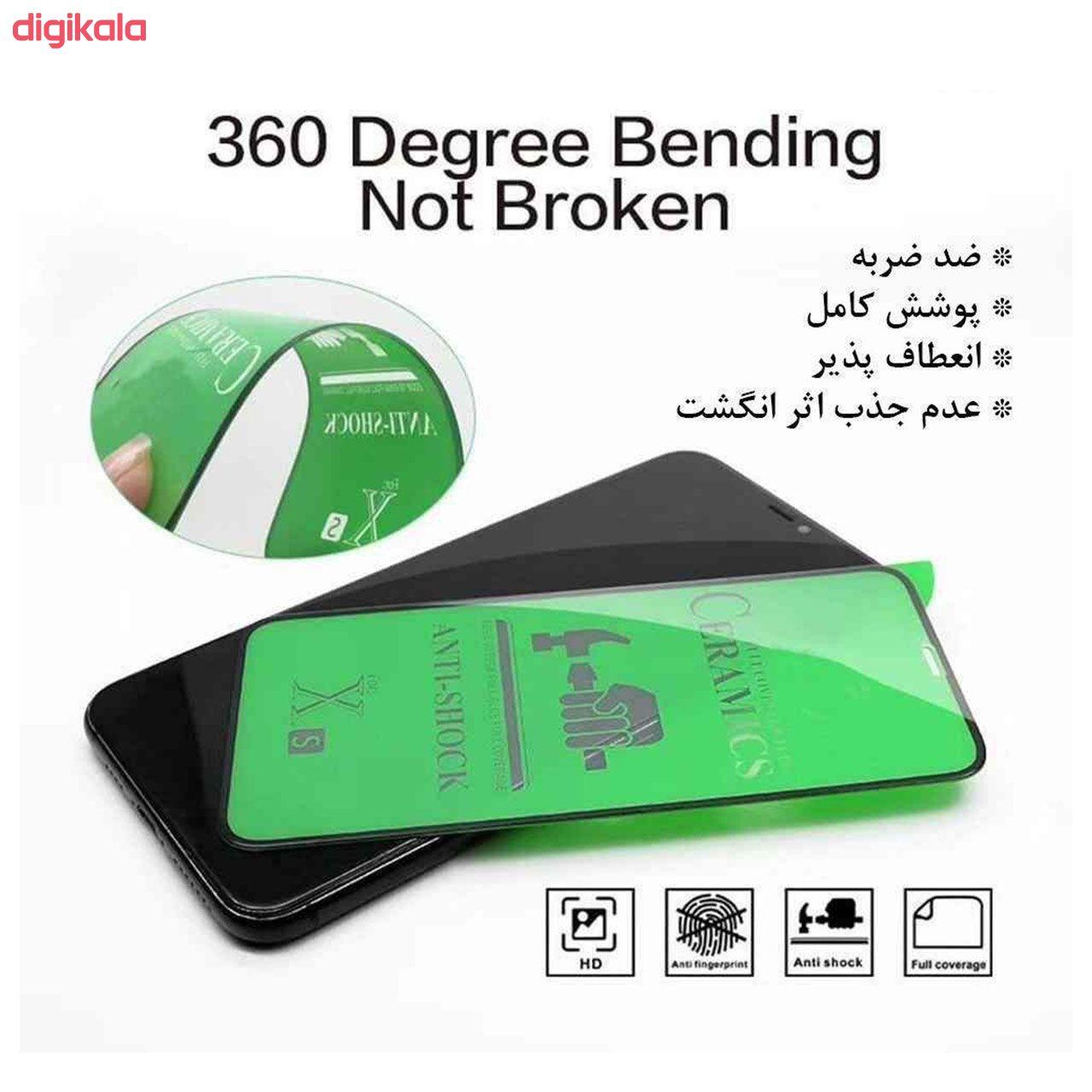 محافظ صفحه نمایش برنارد مدل Bcrm-01 مناسب برای گوشی موبایل اپل Iphone 6/6s main 1 3