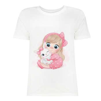 تی شرت زنانه کد SK0004-92