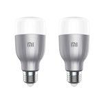لامپ ال ای دی هوشمند 10 وات شیائومی مدل MJDP02YL پایه E27 بسته 2 عددی thumb