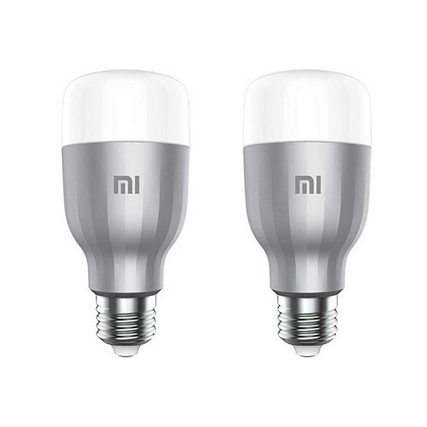 لامپ ال ای دی هوشمند 10 وات شیائومی مدل MJDP02YL پایه E27 بسته 2 عددی