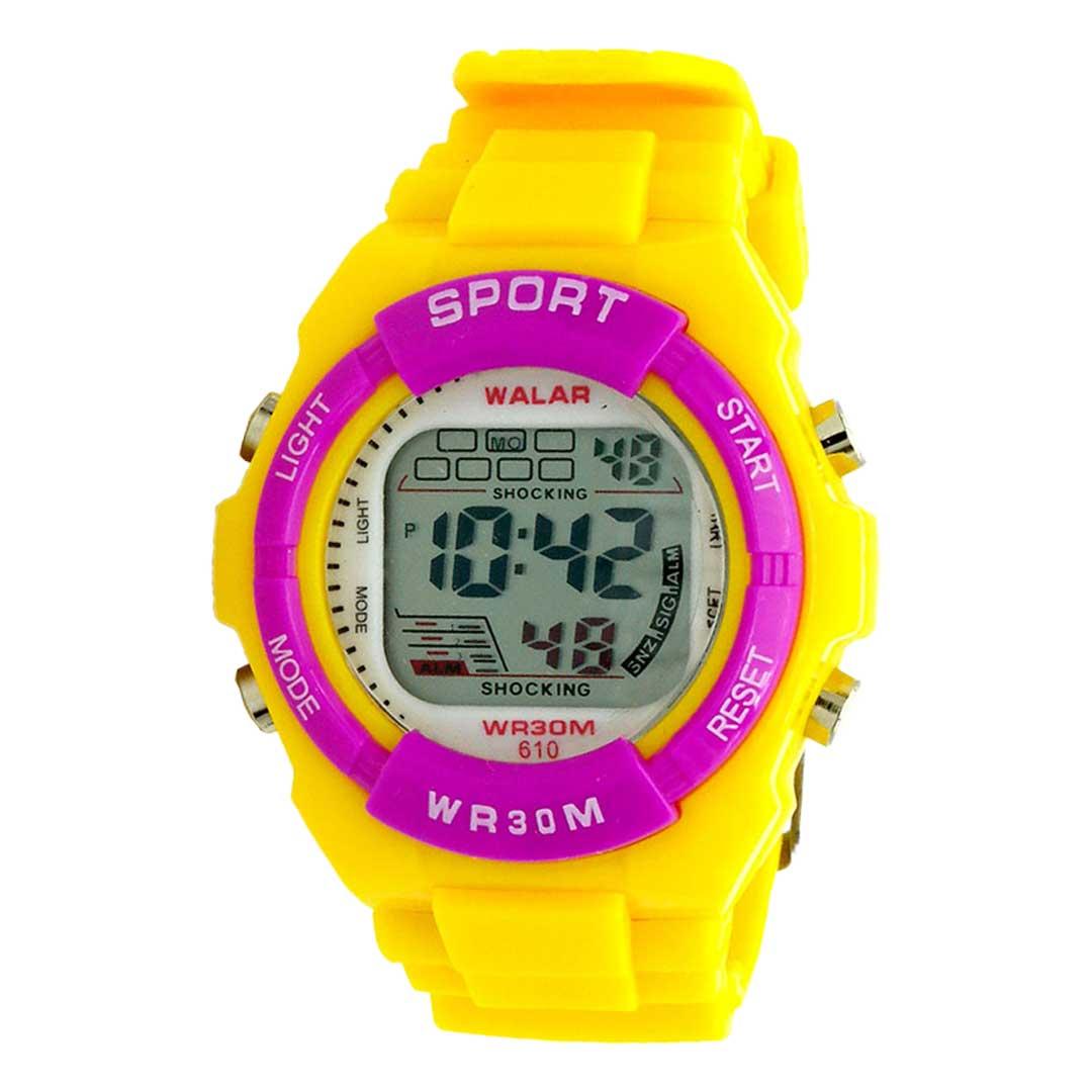 ساعت مچی دیجیتال والار مدل walyel77
