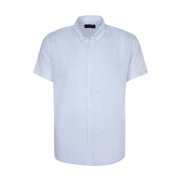 پیراهن مردانه اکزاترس مدل P012023150360005-150