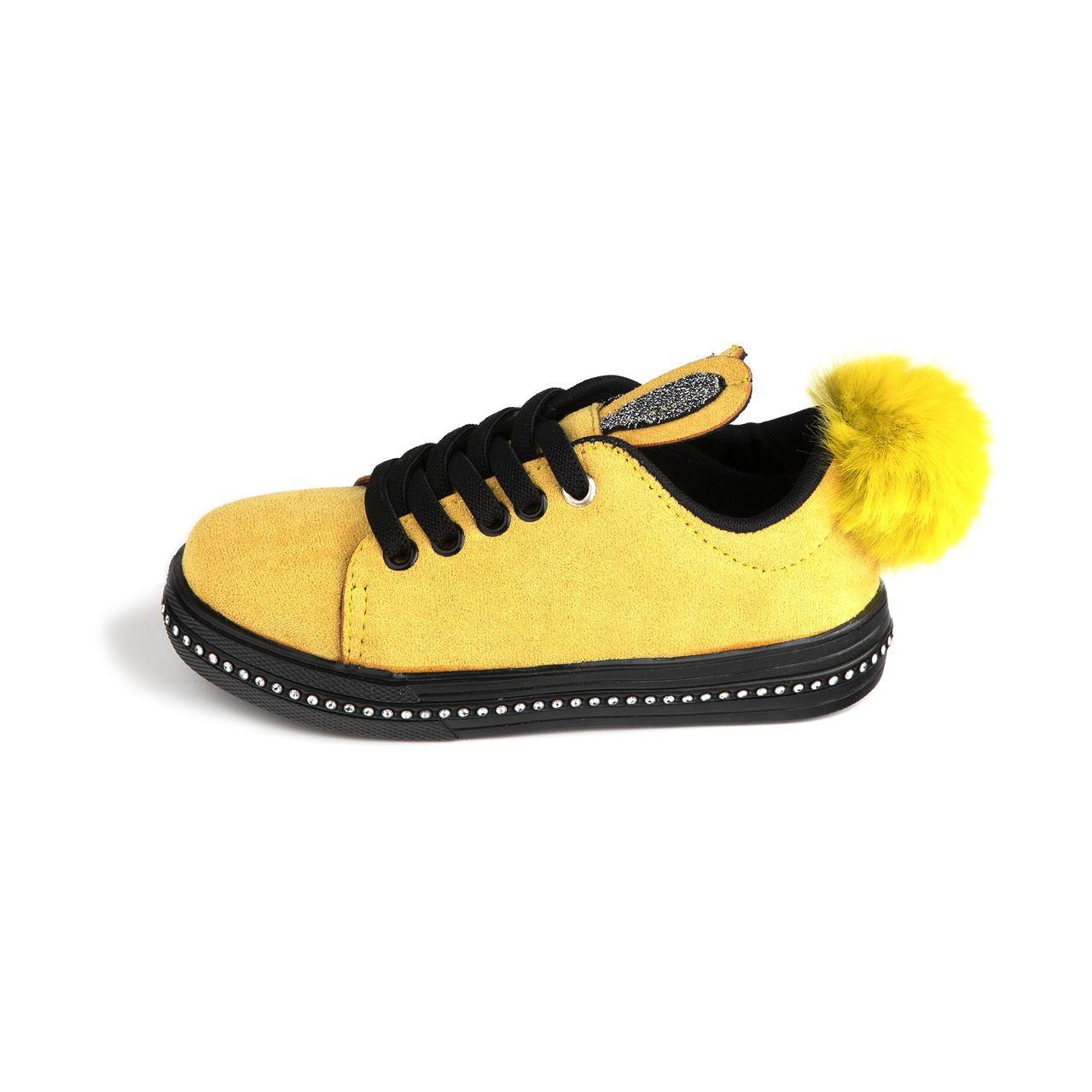 کفش پیاده روی دخترانه مدل 2079