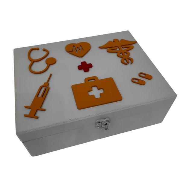 جعبه کمکهای اولیه مدل tz2025