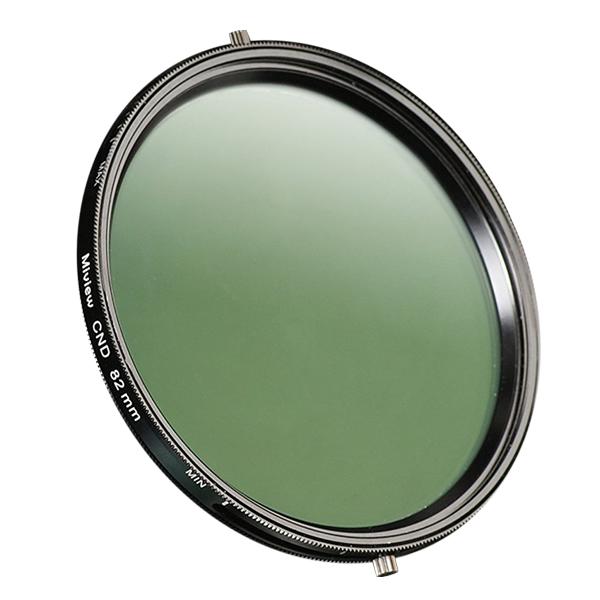 فیلتر لنز می ویو مدل CPL Variable ND Filter vario 77mm