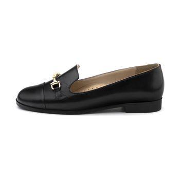 کفش زنانه چرم مشهد مدل J2400001