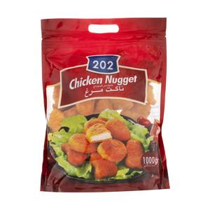 ناگت مرغ 202 - 1 کیلوگرم