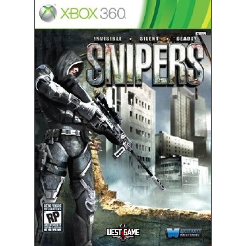 بازی Snipers مخصوص XBOX 360