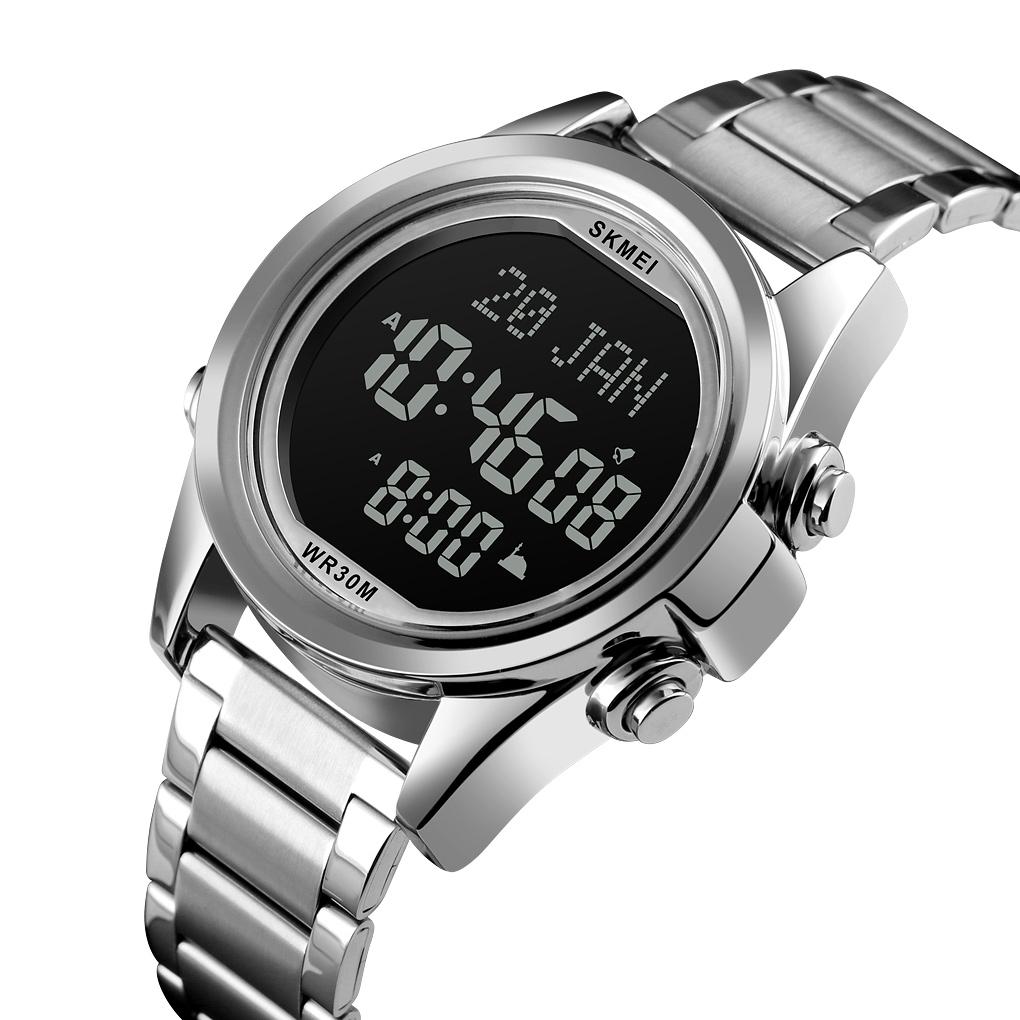 ساعت مچی دیجیتال مردانه اسکمی مدل 1667SM نشانگر