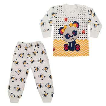 ست تی شرت و شلوار نوزادی مدل AS-10