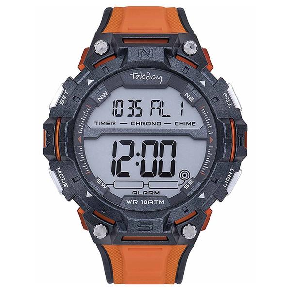 ساعت مچی دیجیتال مردانه تِک دی مدل 655964