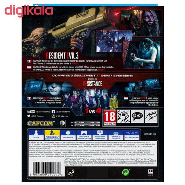 بازی Resident Evil 3 Remake مخصوص PC main 1 3