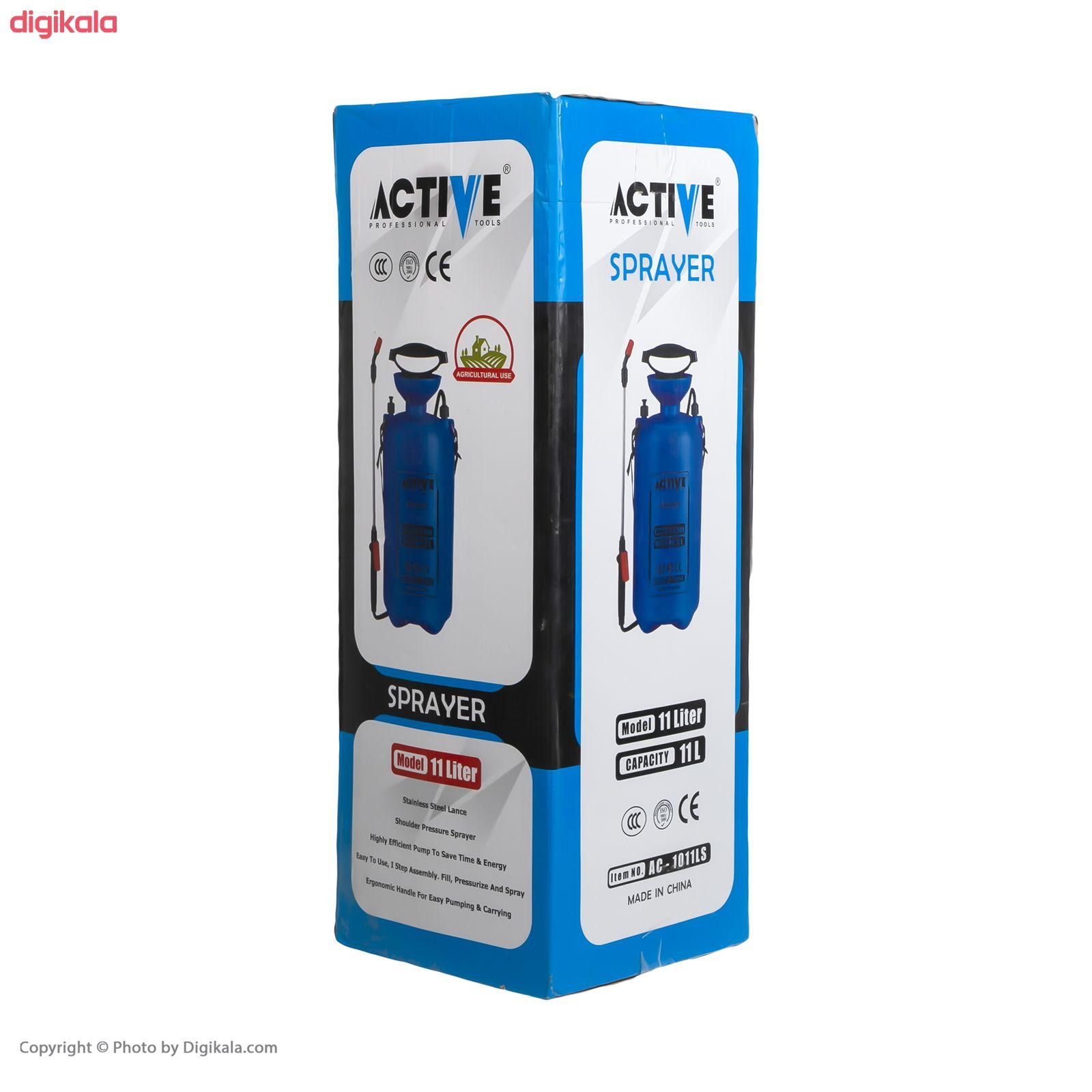سمپاش اکتیو تولز مدل AC1011LS گنجایش 11 لیتر main 1 11
