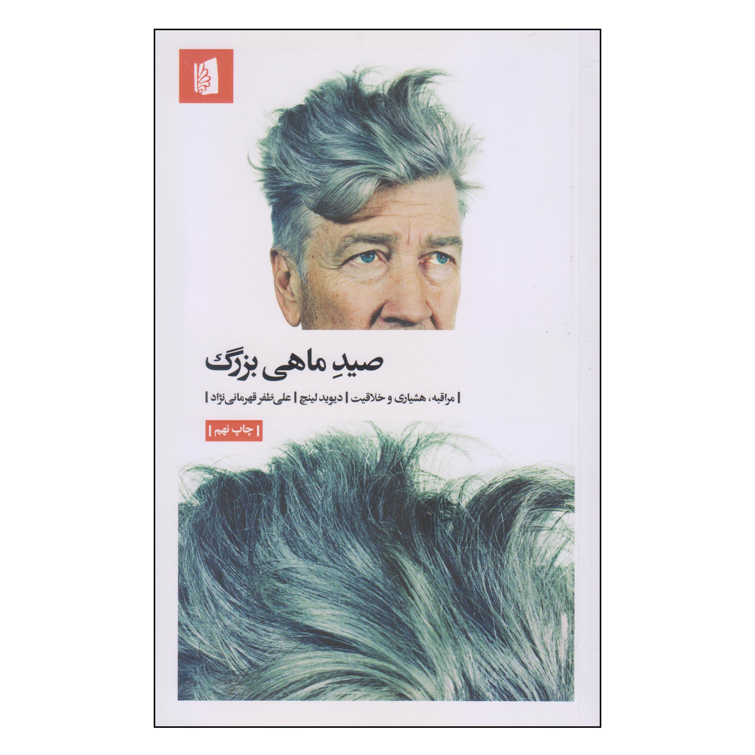 خرید                      کتاب صید ماهی بزرگ اثر دیوید لینچ نشر بیدگل
