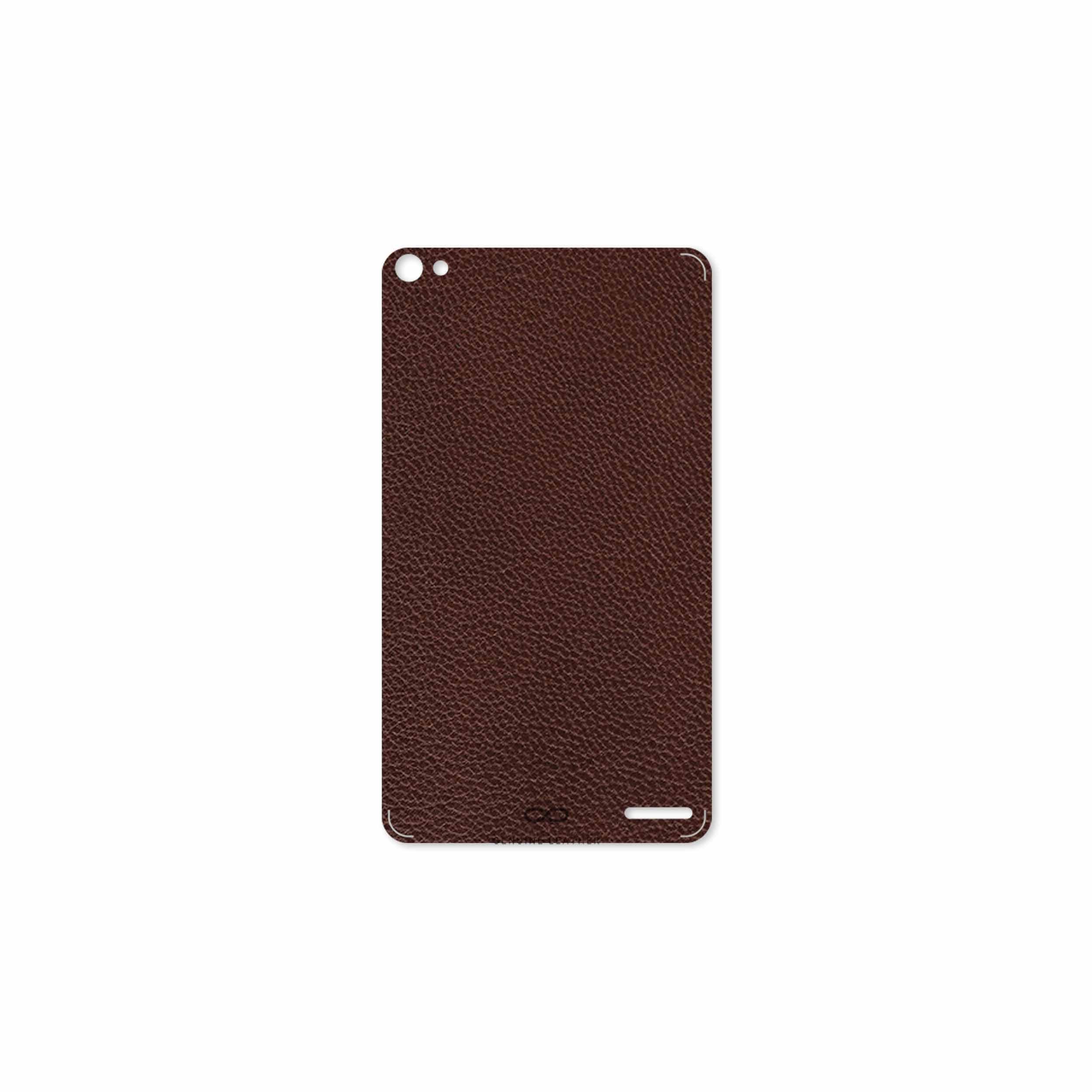 بررسی و خرید [با تخفیف]                                     برچسب پوششی ماهوت مدل Natural-Leather مناسب برای تبلت هوآوی Mediapad X2 2015                             اورجینال