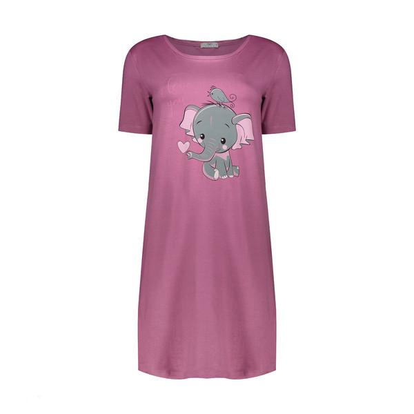 لباس خواب زنانه مون مدل 163123867