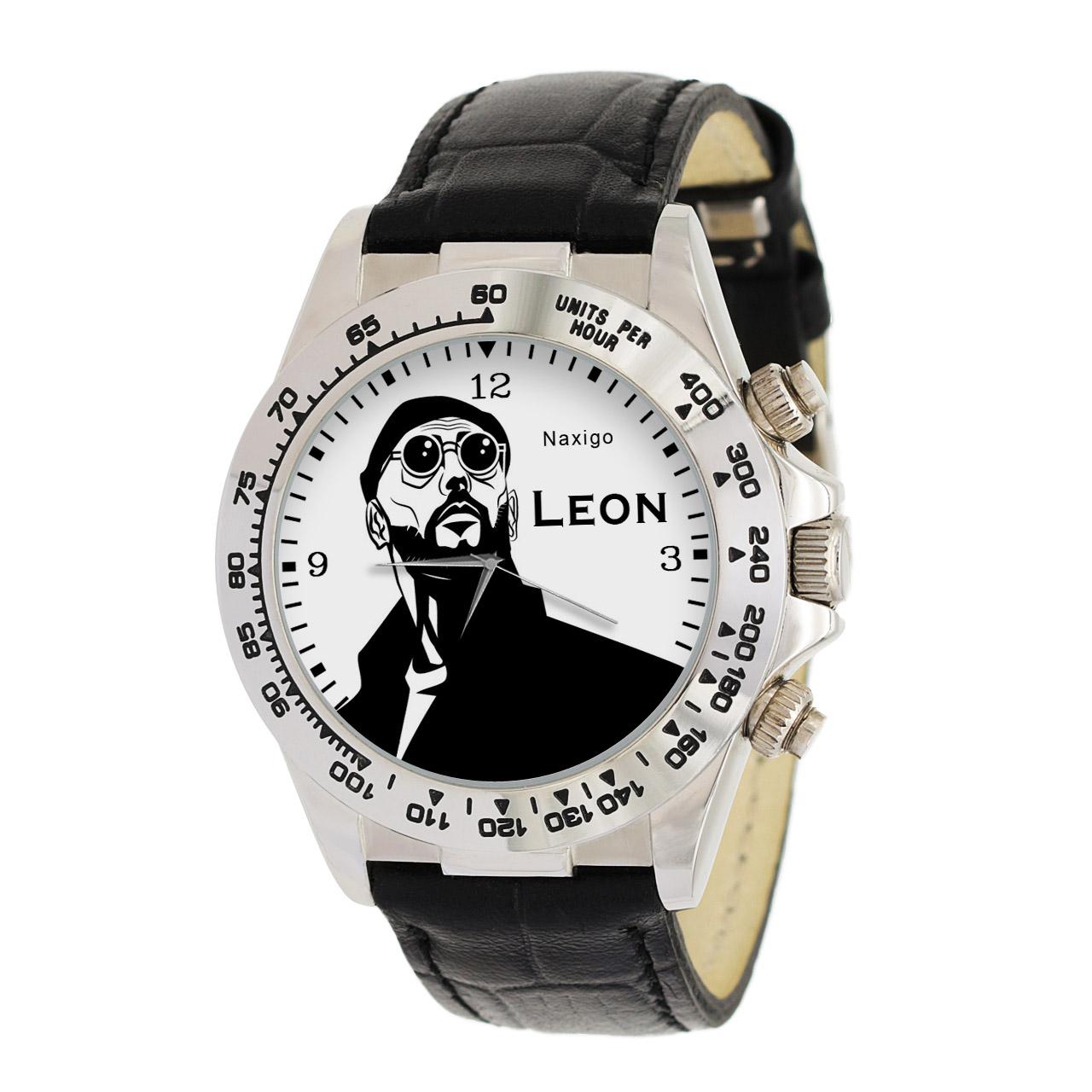 ساعت مچی  مردانه ناکسیگو طرح لئون کد LS3546