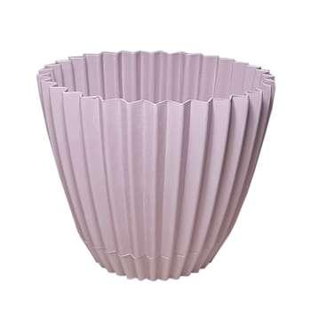 گلدان دانیال پلاستیک مدل p602