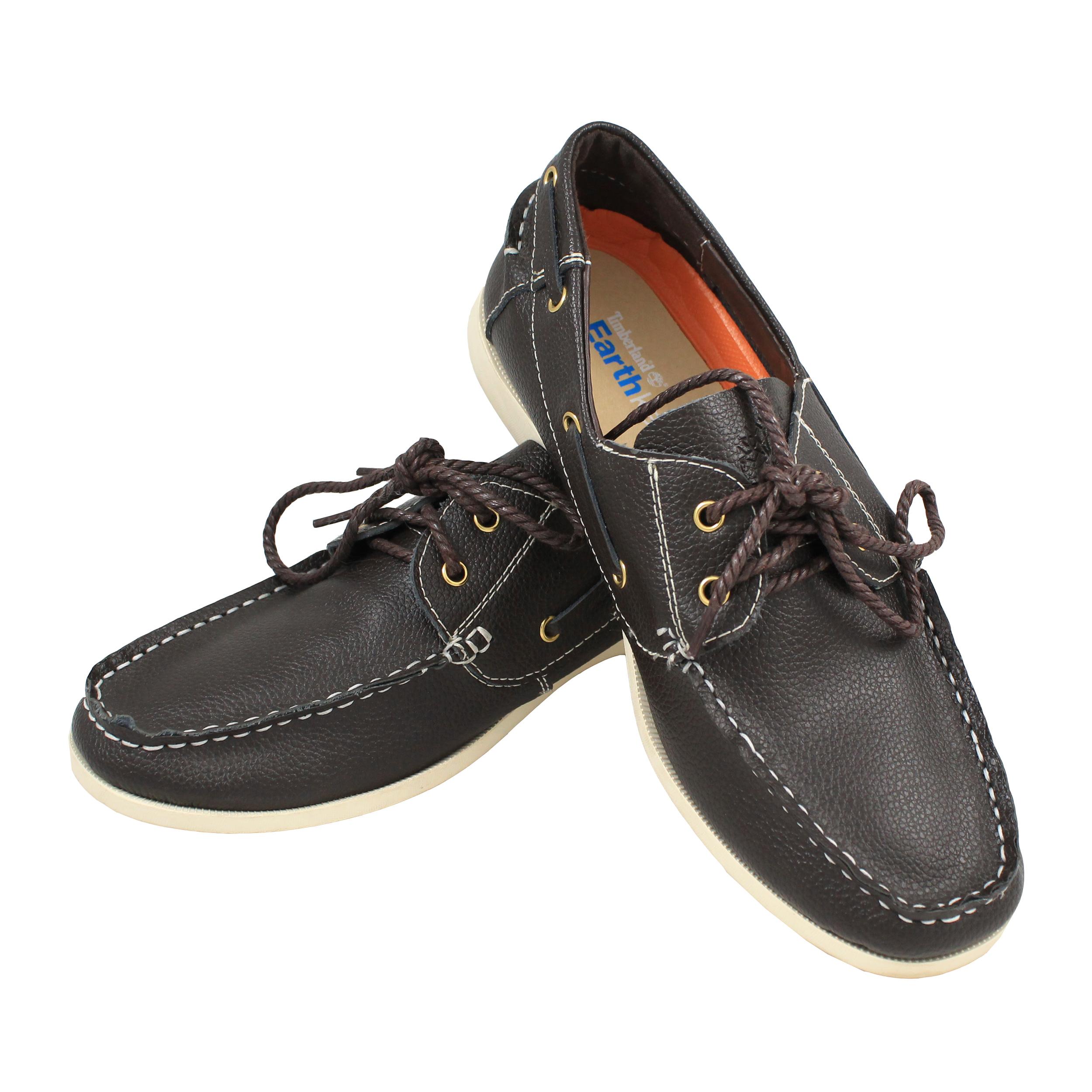 کفش روزمره مردانه تیمبرلند مدل Earthkeepers