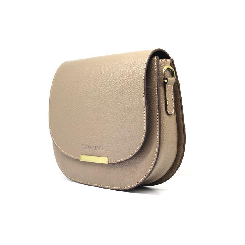 کیف دوشی زنانه چرم آرا مدل d060 -  - 6