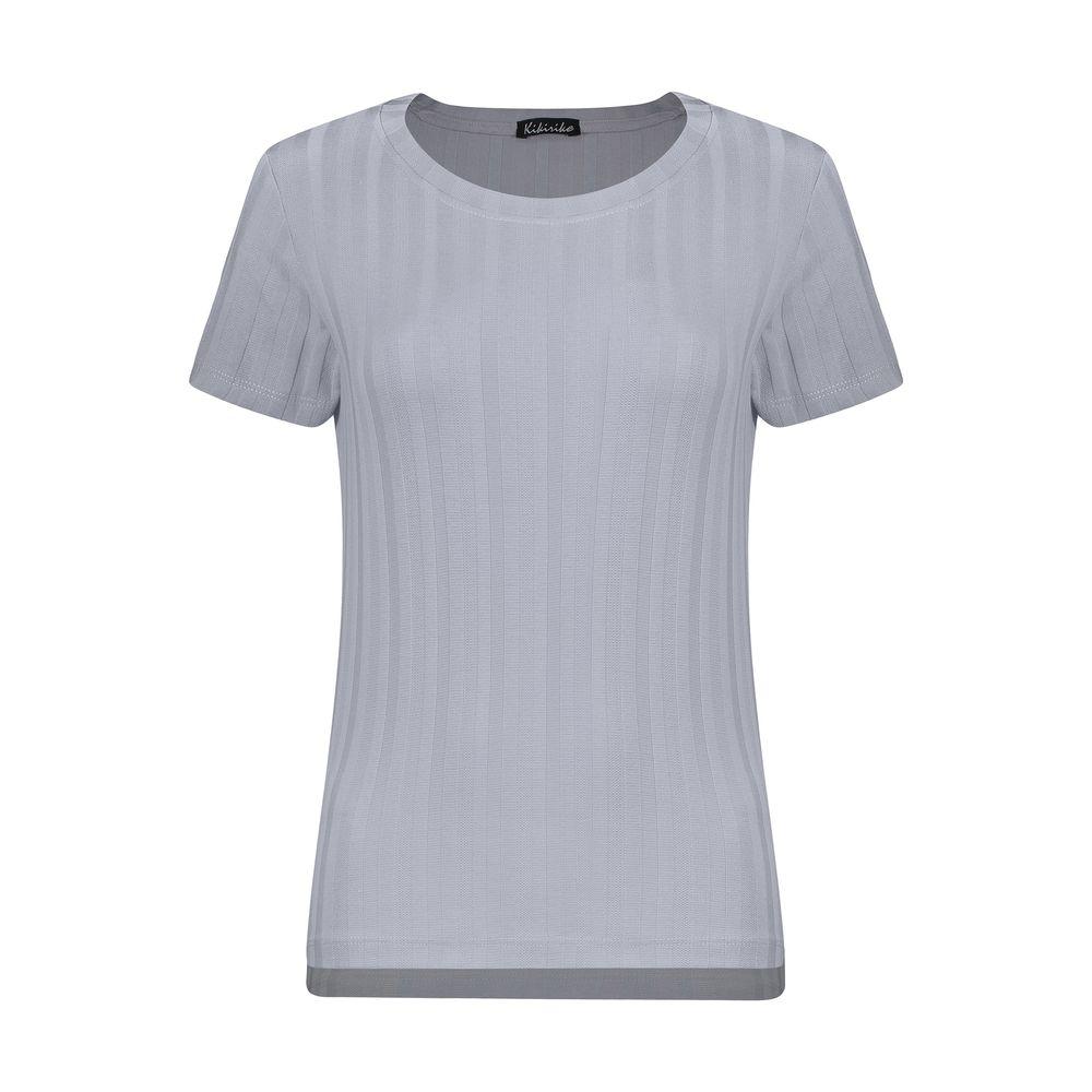 تصویر تی شرت زنانه کیکی رایکی مدل BB2507-040