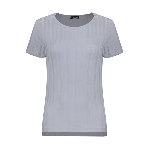 تی شرت زنانه کیکی رایکی مدل BB2507-040