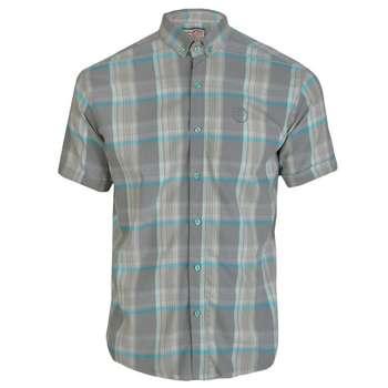 پیراهن آستین کوتاه مردانه مدل 344008124