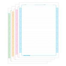 کاغذ A4 افق مدل چهار فصل بسته 100 عددی