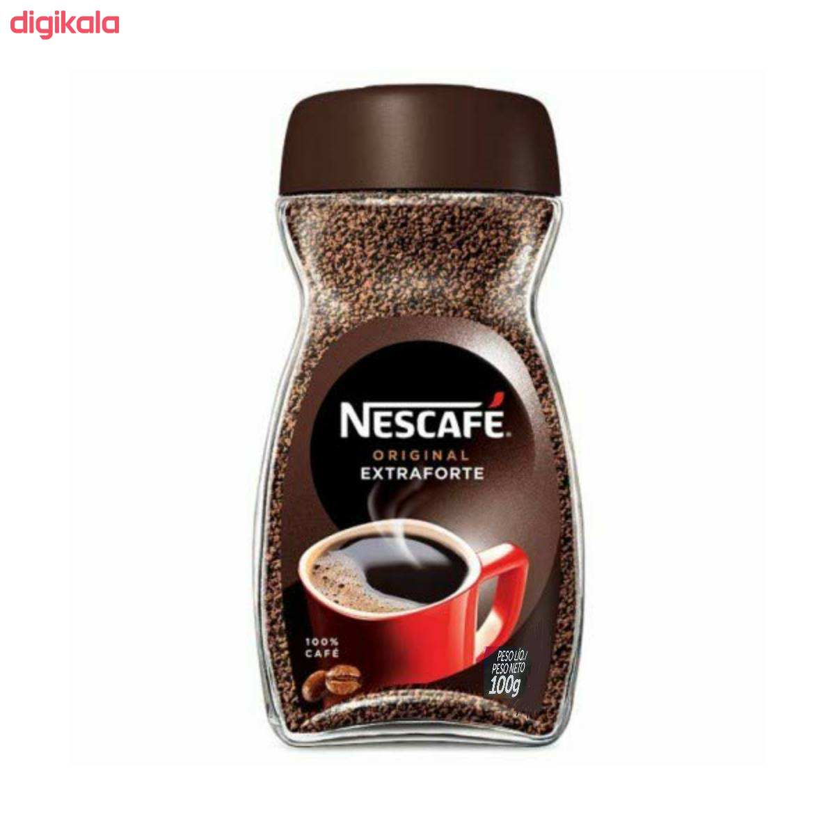 قهوه فوری اکسترافورته نسکافه - ۱۰۰ گرم main 1 1