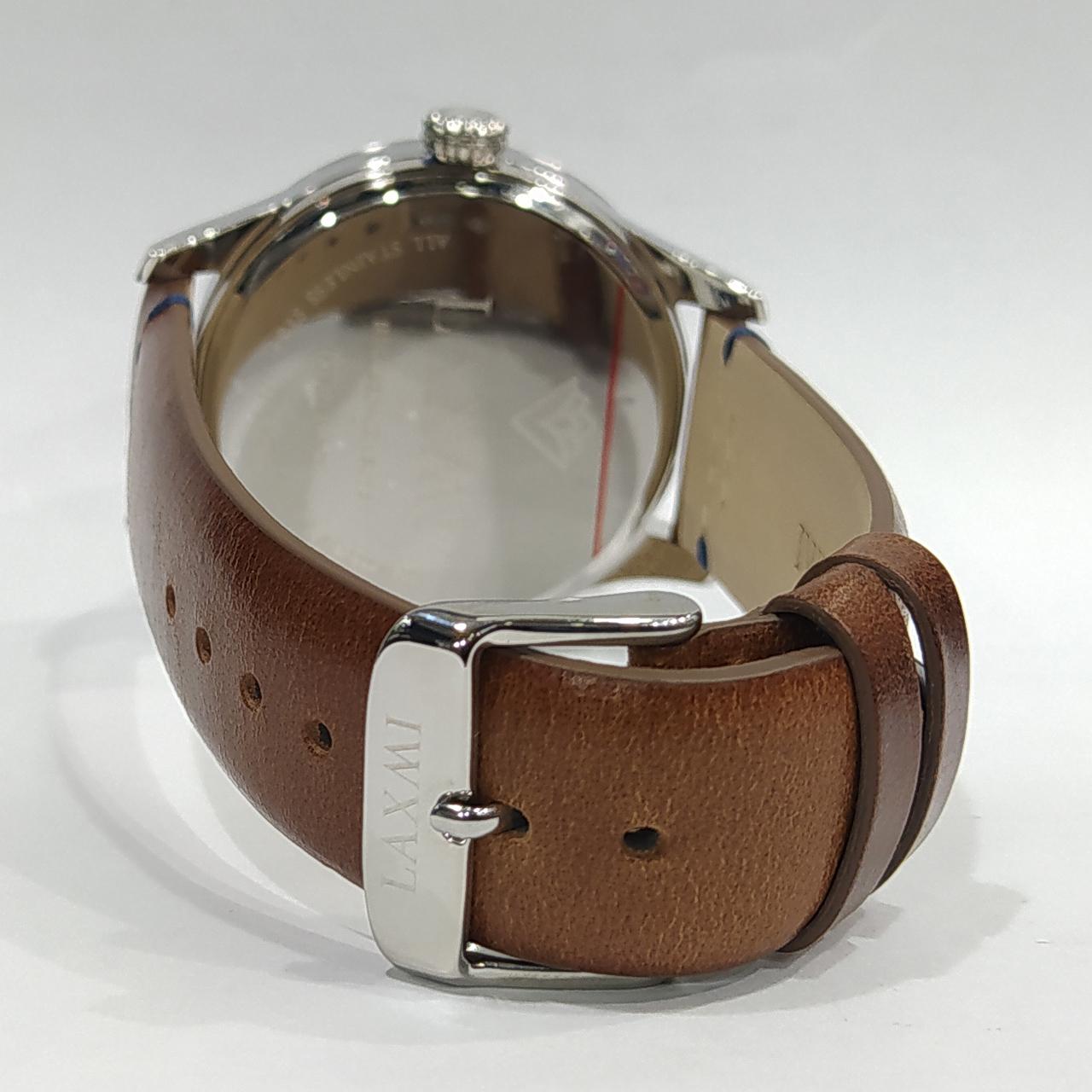 ساعت مچی عقربهای مردانه لاکسمی مدل 1-8098