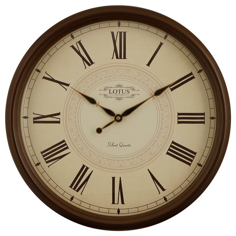 ساعت دیواری لوتوس مدل 354