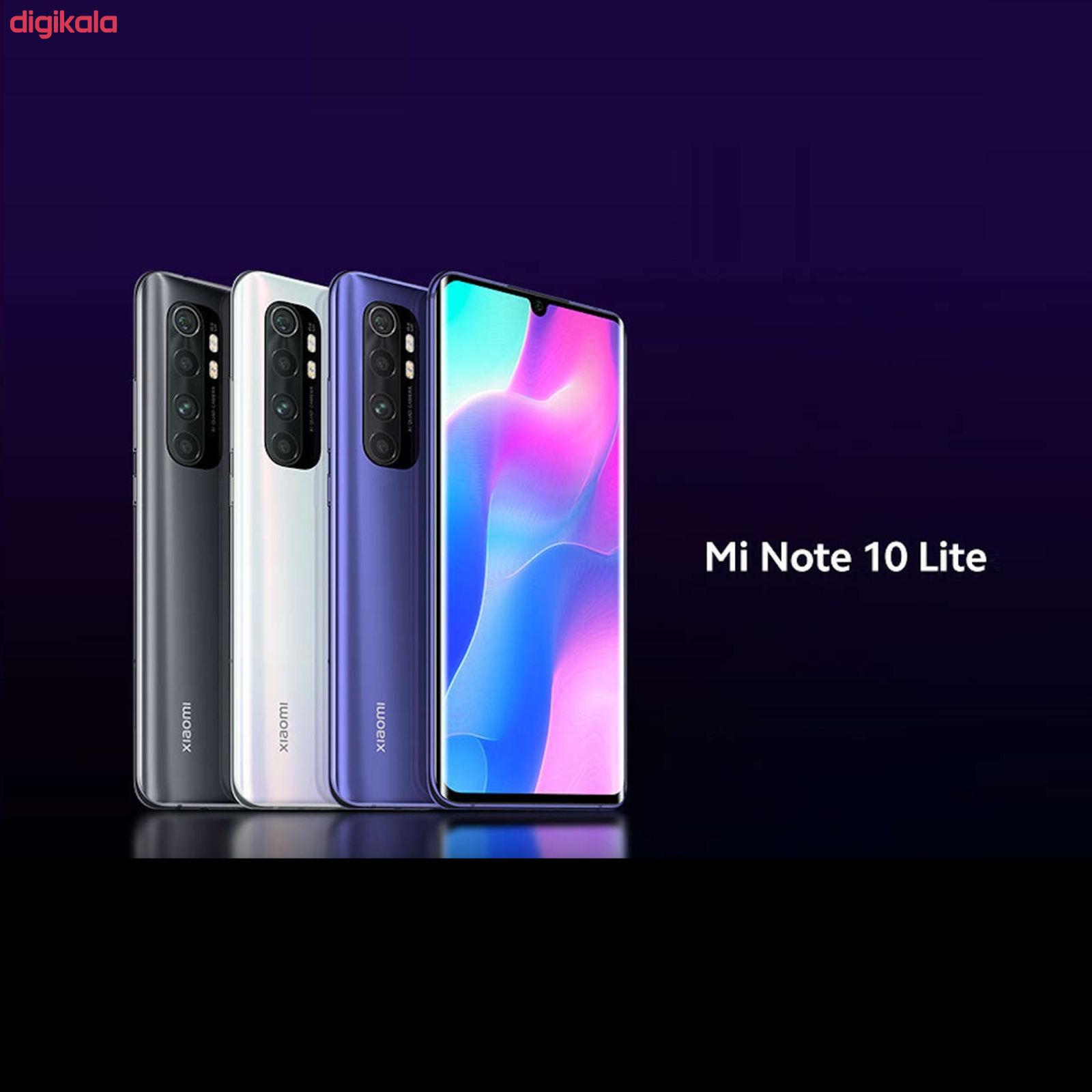 گوشی موبایل شیائومی مدل Mi Note 10 Lite M2002F4LG دو سیم کارت ظرفیت 128 گیگابایت main 1 13