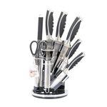 ست چاقو آشپزخانه 9 پارچه ام جی اس مدل 20-22 thumb