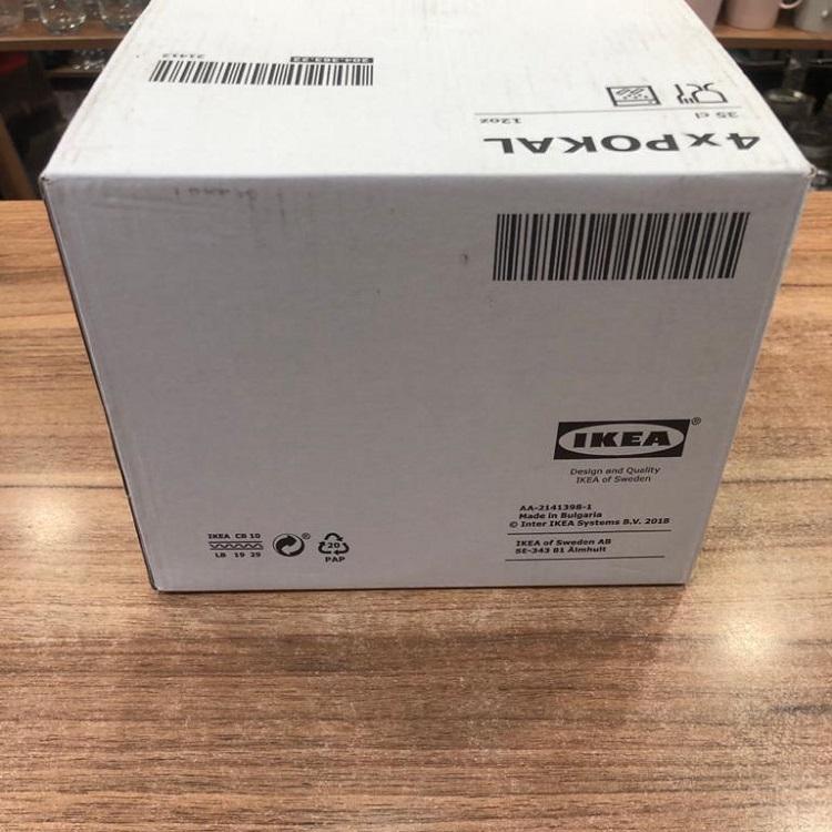 لیوان ایکیا مدل 4X POKAL بسته 4 عددی main 1 11