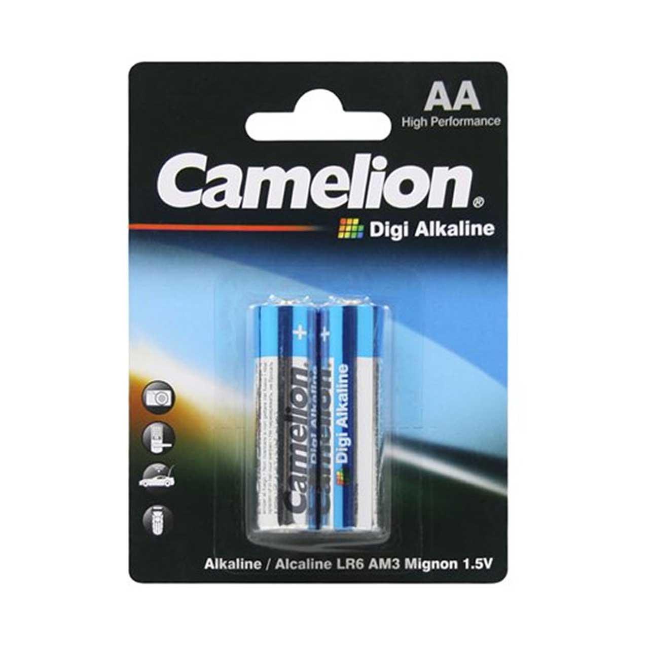 باتری قلمی کملیون مدل Digi بسته 48 عددی