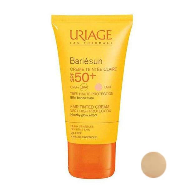 کرم ضد آفتاب اوریاژ مدل Bariesun حجم 50 میلی لیتر