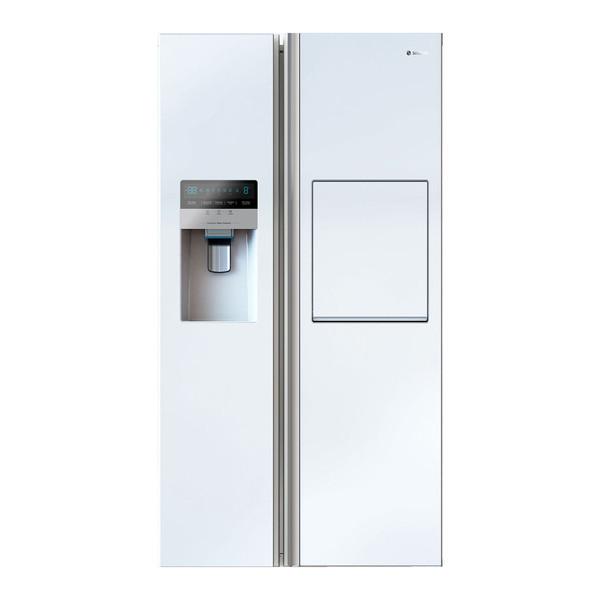 یخچال و فریزر ساید بای ساید اسنوا مدل S8-2322GW