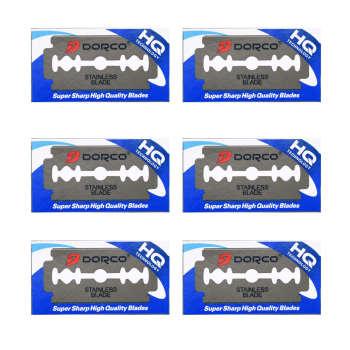 تیغ یدک دورکو مدل HQ-22 مجموعه 6 عددی