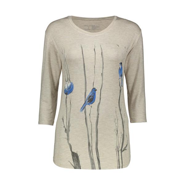 تی شرت زنانه گارودی مدل 1110315362-15