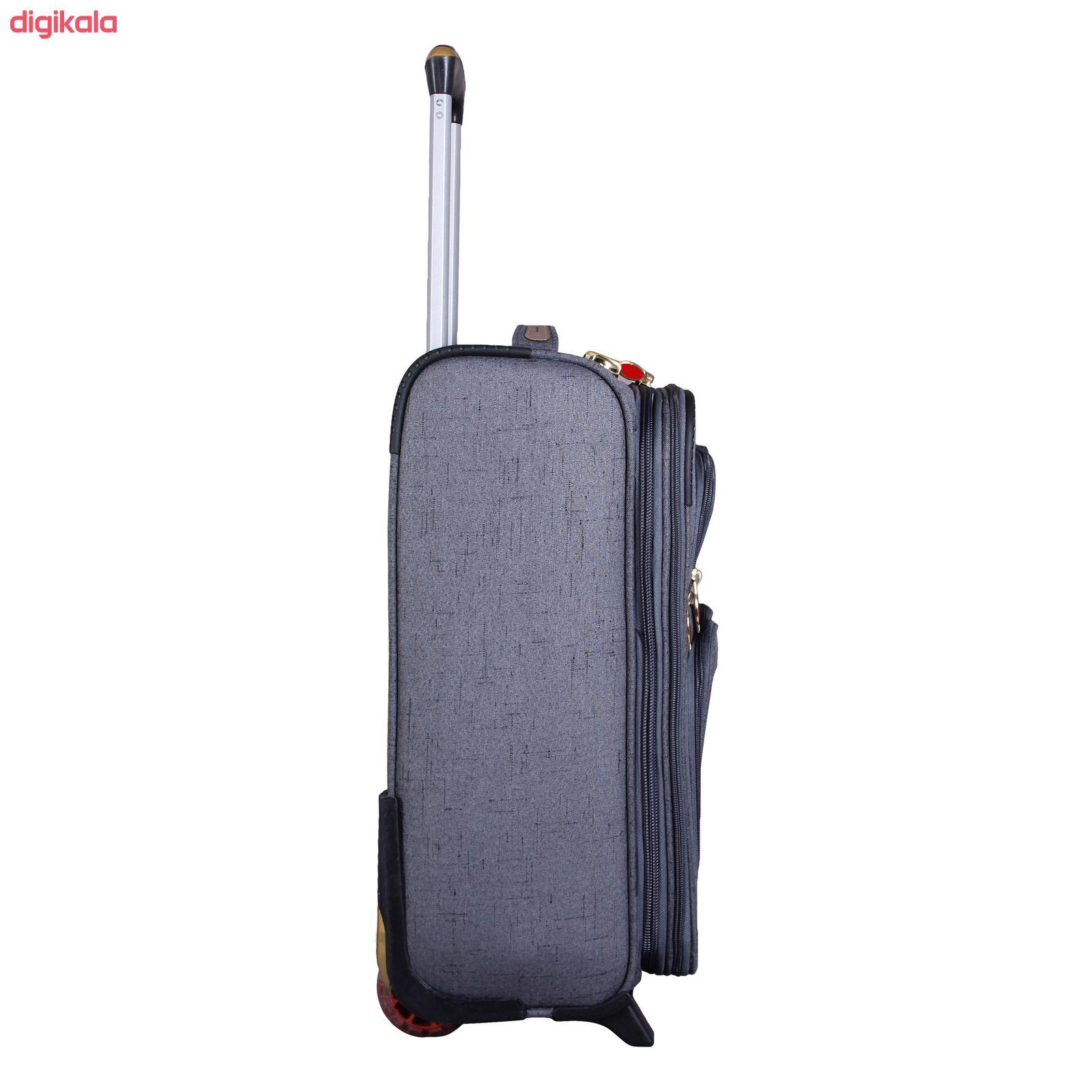 مجموعه سه عددی چمدان مدل 0301A main 1 5