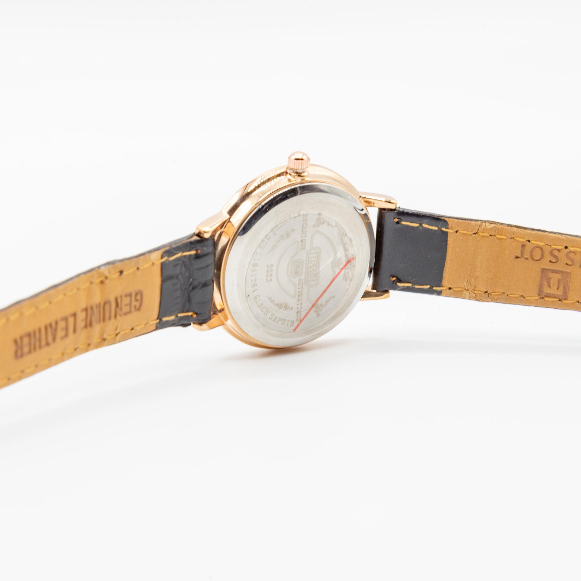 ست ساعت مچی عقربه ای زنانه و مردانه مدل Ti کد BGWA035                     غیر اصل
